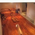 Finition plancher