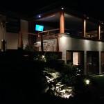 Terrasse aménagement et éclairage Rosemère